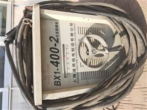正在使用的400上海牌铜芯电机,带40米线