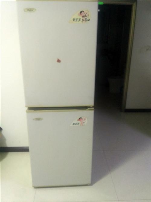 八成新两开冰柜便宜处理,因离开嘉峪关急需处理,有需要者速联系18993795114