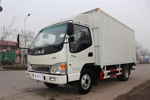 求購二手4.2廂式貨車一輛,國四以上,價格面議