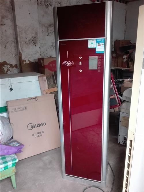 大兩匹二手格蘭仕柜機空調,9成新!免費安裝到位!3500元!