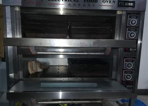 福特隆两层烤箱,九成新,在江店