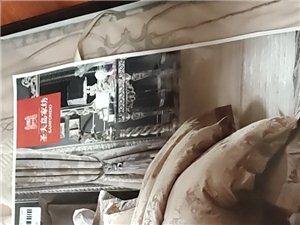 聖夫島家紡的六件套,結婚時買的,沒拆封過,當時買成1699,現999出,放家裡也是落灰??????