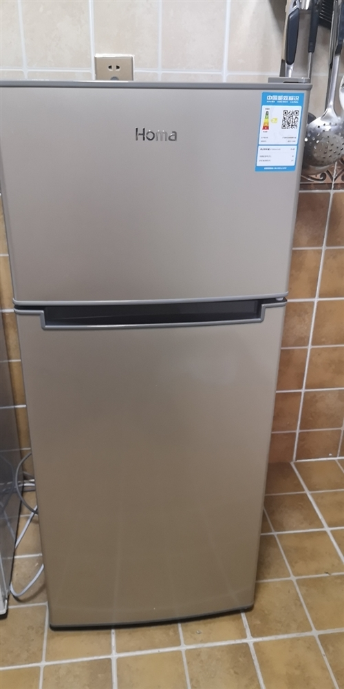 出售99成新,奥玛冰箱,小两口居家必备,自用冰箱,无任何问题