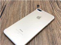 國行iPhone 7 Plus 32G金色全網通,iOS10系統,外觀97新,換外屏¥1900[玫瑰...