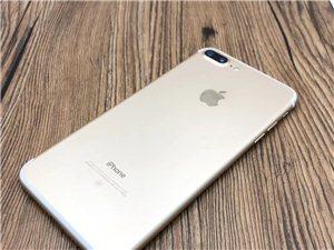 ��行iPhone 7 Plus 32G金色全�W通,iOS10系�y,外�^97新,�Q外屏¥1900[玫瑰...