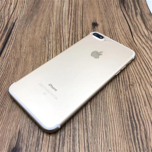 国行iPhone 7 Plus 32G金色全网通,iOS10系统,外观97新,换外屏¥1900[玫瑰...