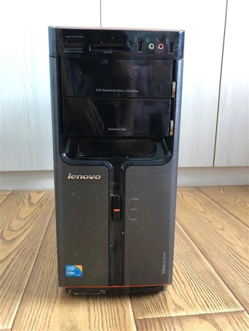 联想 锋行 k320主机 i3 540处理器 联想主机 个人购置于2012年新机用工作,换了笔记本故...