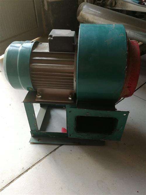 电机鼓风机一台,买来不合适一直没用,便宜处理了260