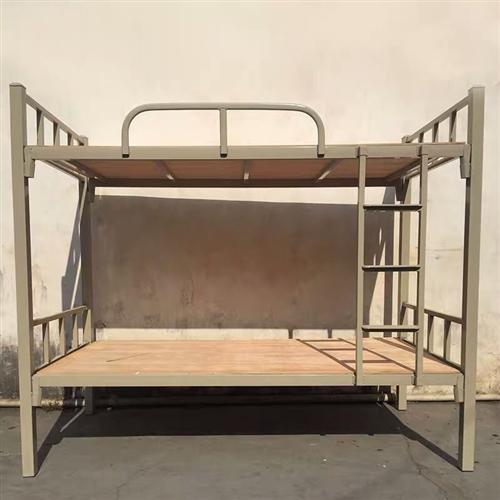 上下铺高低床 学生用 九成新 送凉席
