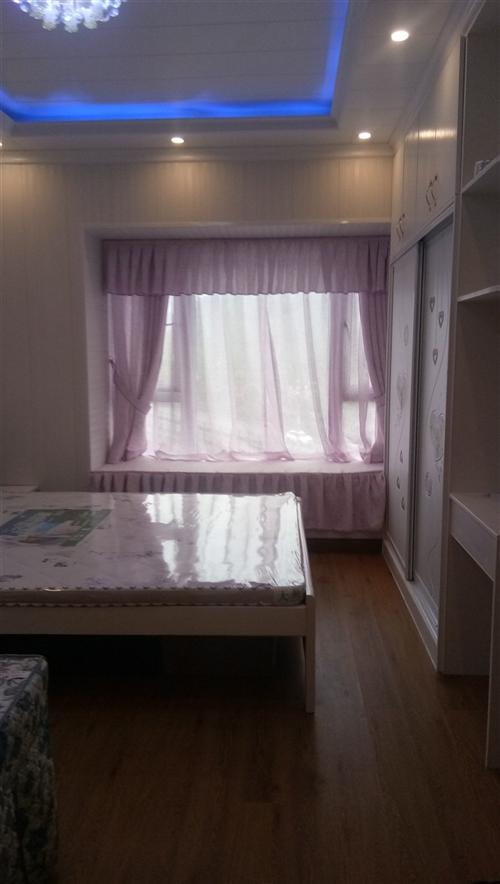 麒龙广场单身公寓,34平米,全新精装修,关门卖20.8万