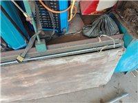 低价出售塑钢门窗设备