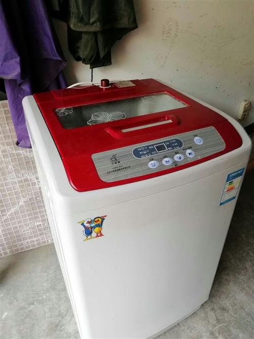 正常使用中的小鸭牌波轮洗衣机,6公斤,因换新洗衣机低价出售