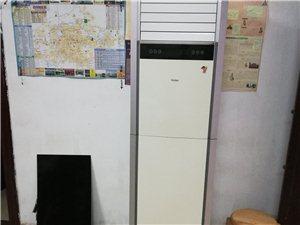 1600元出台原装2匹冷暖海尔空调柜机包安装,军屯一街107号