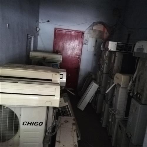 新空调销售安装  二手空调收售 安装  移机   充氟   维修