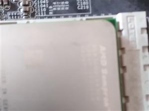 主板七彩虹a890gx还有两个cpu一个在主板上一个闲置还有一个无线网卡