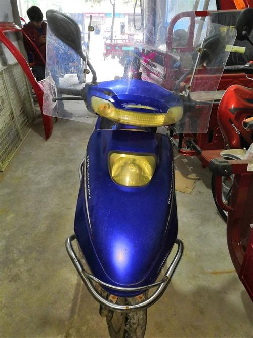 燃油踏板车600元