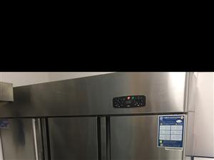 银都商用6门冰柜,全铜管,制冷速度快保温效果好