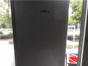 本人有美的冰箱一台七成新