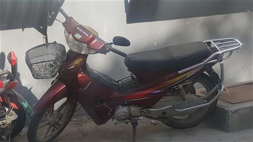本人有辆小弯梁摩托车,因忙于工作,不经常骑,现低价出售,车在山阳县城,有意者请致电159912618...