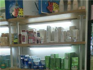 化妝品品牌升級,九成新貨架出售,有意者致電15881146025微信同號