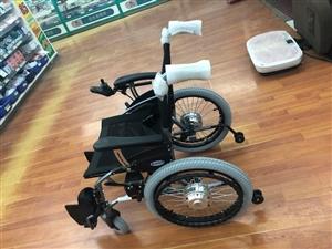 互帮电动轮椅 五月刚给老人买的电动轮椅,犹豫老人不喜欢,所以转给有需要的人,在正规医疗器械店购买,锂...