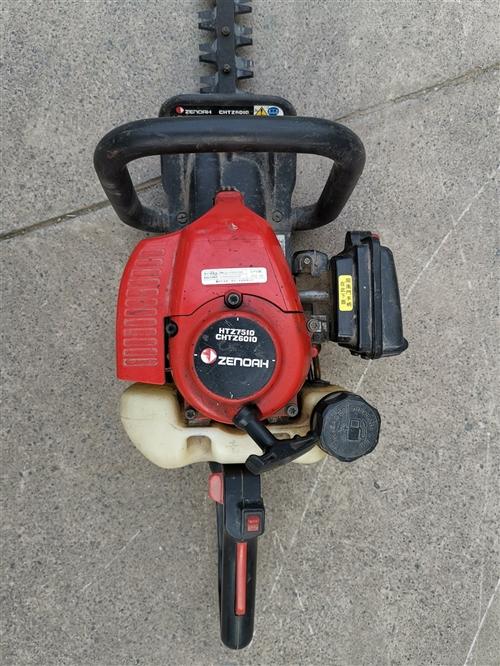 富士华日本小松绿篱机双刃汽油修枝机  HTZ6010双刃二冲程93#汽油