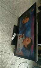 长虹42英寸液晶电视 LT42710FHD 有摇控器 全好 闲置 可看 高清 视频 有线 电脑等 ...