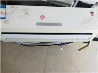 1200元出原装海尔1.5匹冷暖两用变频空调包安装