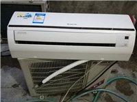 1300元出台原装格力变频空调大一匹冷暖两用,外观新,包安装。配铜管