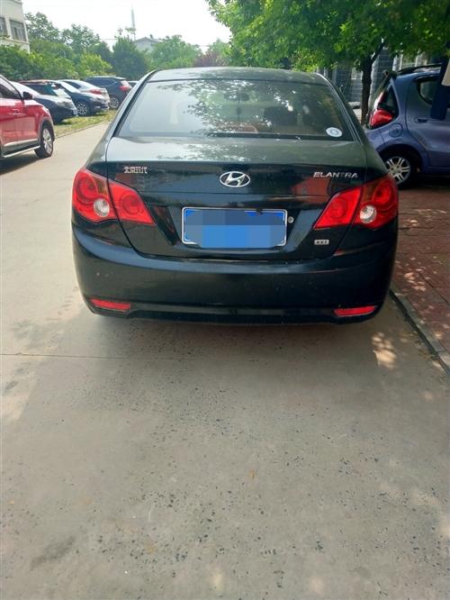 出售个人私家车,现代伊兰特手动挡,无事故。车况好,有意者可联系。