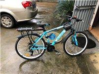 自行车赛车轻型时尚镁铝合金车身蓝 新旧程度:绝对95新以上,买来就骑了不到十次 转手原因:因为买了...