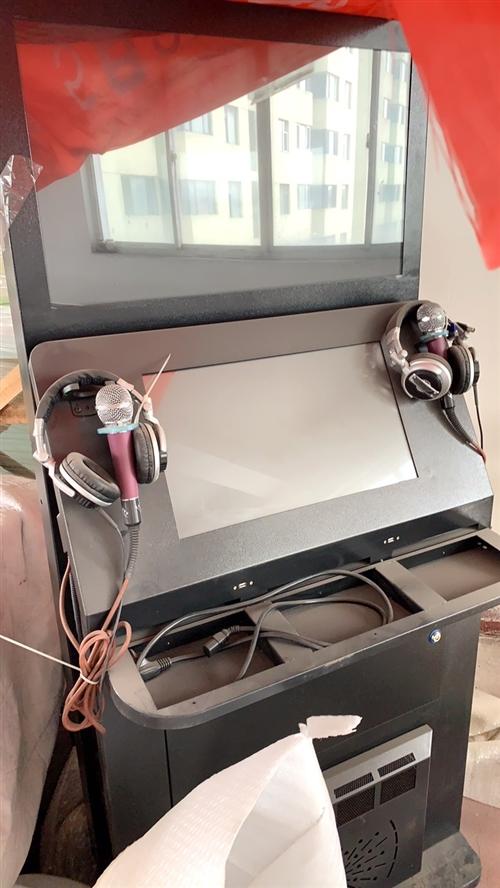 全新唱吧机,品牌:万象国际。购入价格28000