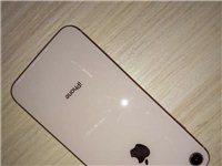 出售二手手机 苹果八64G金色 九五新