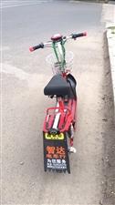 阿米尼电动自行车一辆
