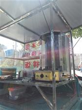 三轮车做生意不锈钢货架一个     30升不锈钢保温桶一个    30升电饭锅一个   不锈钢桶三个...