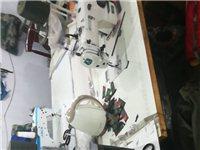 中捷电脑缝纫机,8成新,还有包缝机,锁边机出售,这是缝纫组正在干,因家中有事忍痛出售,联系电话150...