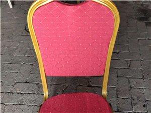 婚�Y上用的�t色椅子有40多把,每把25元,急出售。