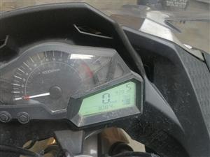 宝雕350    去年十月份购买的车 加装了恶魔之眼  里程数3000多点  因一直不经常骑 现准备...