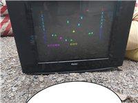 老式海爾電視