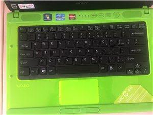 索尼i5笔记本,没怎么用过,带原装的电脑包,鼠标,电源
