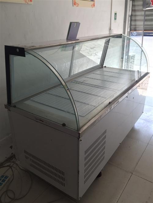 九成新保鲜柜,一柜两用上面保鲜下面冷冻!才卖三个月,现在便宜出售!