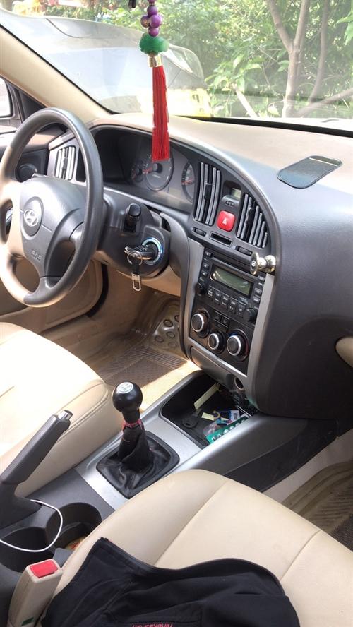09年现代依兰特,正常使用中,换车出售……
