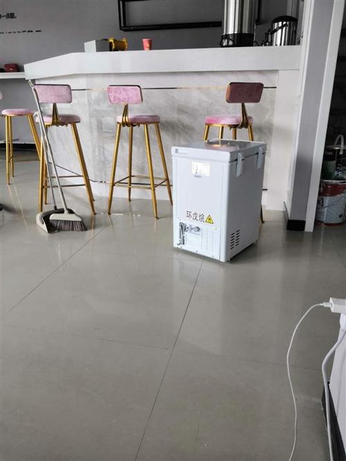 全新夏新冰柜106升,适合放冰激凌和母乳,由于尺寸买的错了,所以转卖!可以看下单时间与价格!分量不重...