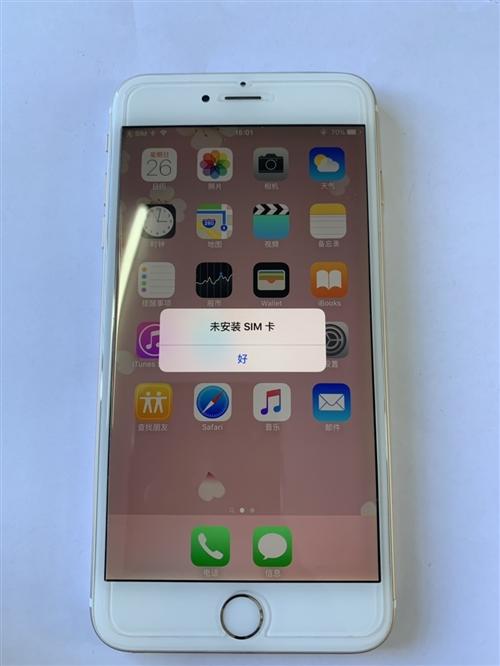 品牌型号:苹果美版6P16G  新旧程度:9成新 转手原因:换新手机  功能一切正常,无暗病...