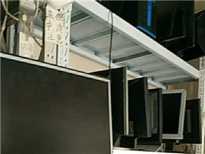 临泉出售二手办公电脑数台,主机+显示器,质量保证,