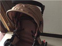 宝宝坐,躺推椅九成新,原价199元,现100元处理。