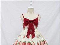 Lolita裙子,L码,全新仅试穿过,太甜了不适合我,原价出