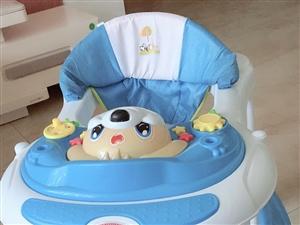 婴儿宝宝学步车,九成新,坐了两个月,闲置了,?#22270;?#20986;售,联系方式:15053773782微信同号,非诚...