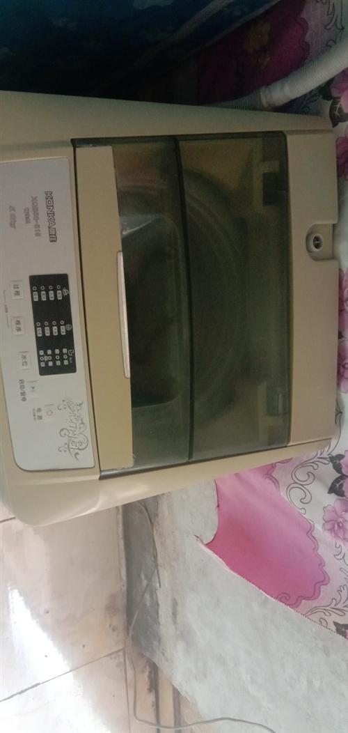 康佳,XQB50~518精洗型,全自动洗衣机