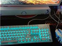 出售机械青轴键盘一套  , 有需要的滴滴